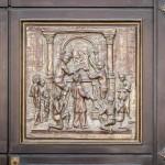 Evocazione della translazione del quadro della Madonna