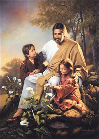 Gesù e ibambini