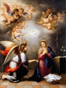 Annunciazione della Vergine Maria