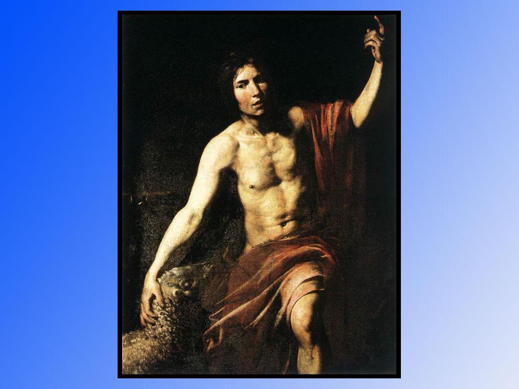 Valentine de Boulogne 1628 - S. Giovanni Battista